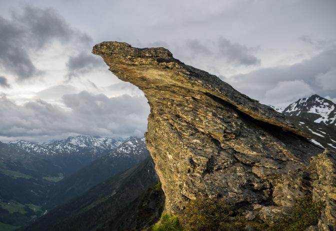 Die Geologie des Voldertals