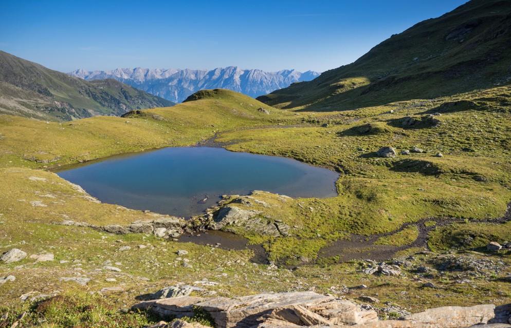 Der Steinkasern-See