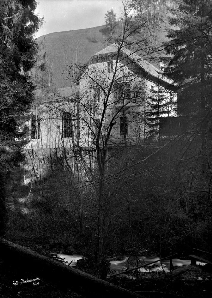 Bild des ehemaligen Voldertalkraftwerks